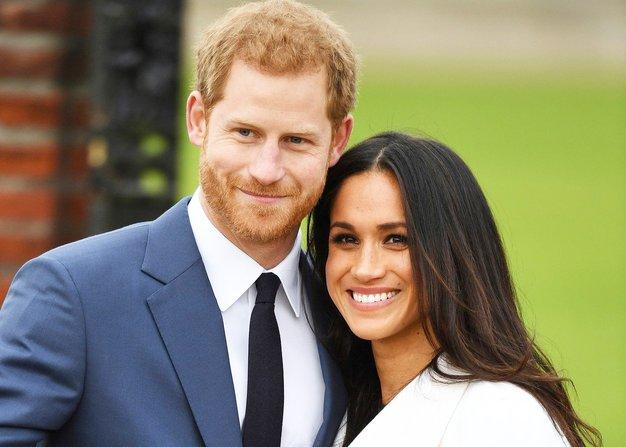 Princa Harryja so vprašali, ali z Meghan načrtujeta otroke, njegov odgovor pa je navdušil svet! - Foto: Profimedia