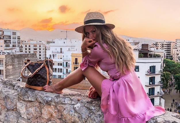 Maja Malnar razkrila nenavaden recept za hitro rast las - Foto: Instagram.com/majamalnar
