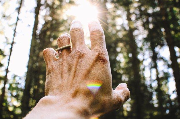 Znaki, ki kažejo na to, da se duhovno prebujate - Foto: Unsplash.com/Aarón Blanco Tejedor