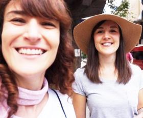 VIDEO: Poglejte, kaj sta na Mercatorjevem potovanju v Sofiji doživeli Ajda in Kaja!