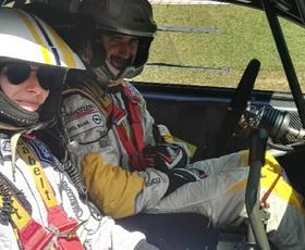 Na adrenalinsko vožnjo z Oplom in Timom Novakom