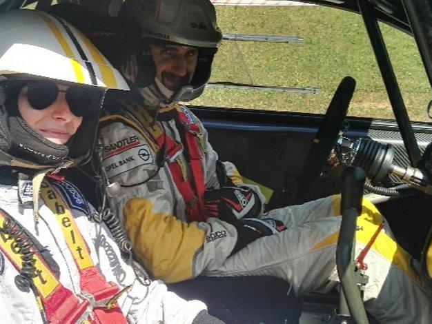Na adrenalinsko vožnjo z Oplom in Timom Novakom - Foto: Promocijsko gradivo
