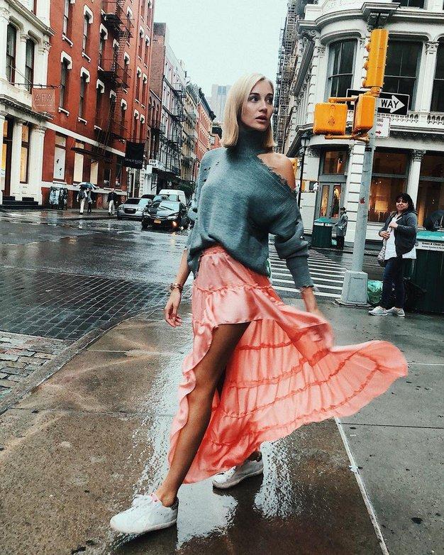 Newyorški teden mode je razkril modni dodatek te zime! - Foto: Profimedia