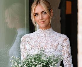 Chiara Ferragni je KONČNO delila video svoje poroke (uau, uau in še enkrat uau!)