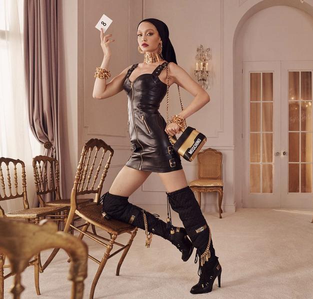 FOTO: Tu je nova H&M x Moschino kolekcija in to je vse, kar morate vedeti - Foto: Instagram/ Moschino