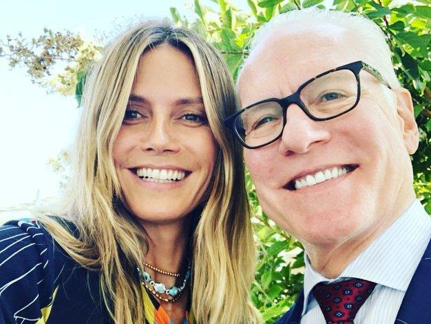 Heidi Klum ne bo več gostila šova 'Project Runway', saj jo bo zdaj nadomestilo TO znano ime! - Foto: Profimedia