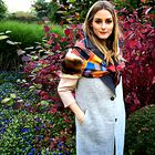 FOTO: Odličen namig Olivie Palermo, kako to jesen nositi usnjene hlače