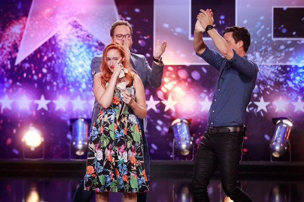Veronika Steiner (Slovenija ima talent) je razkrila, kako težko ji je bilo v preteklosti - Foto: Pop TV
