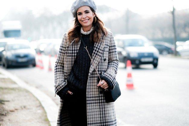 Poglejte, kako je ta nepričakovan modni dodatek stilirala blogerka Sara Escudero - Foto: Profimedia