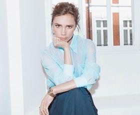 Victoria Beckham je z novo kolekcijo napovedala nov trend