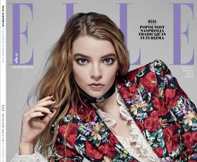 Tukaj je nova Elle! (pismo modne urednice)