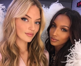Top stajlingi z modne revije Victoria's Secret, ki vam bodo vzeli dih!
