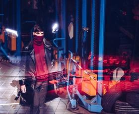 MBFW: Mednarodni modni večer navdušil z avantgardnimi kolekcijami moških oblačil