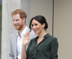 Ne boste verjeli, kdo bo boter otroka princa Harryja in Meghan!