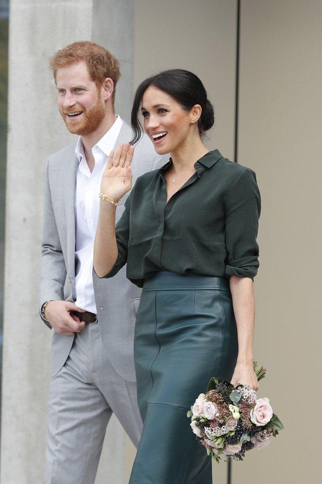 Ne boste verjeli, kdo bo boter otroka princa Harryja in Meghan! - Foto: Profimedia