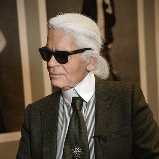 Poglejte, kako postaven je bil v mladosti oblikovalec Karl Lagerfeld!