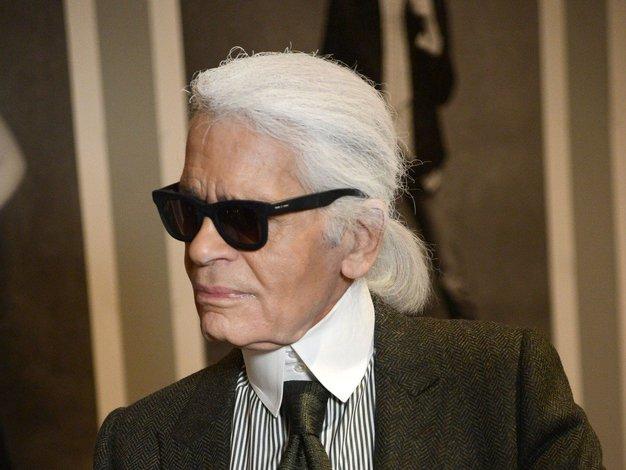 Poglejte, kako postaven je bil v mladosti oblikovalec Karl Lagerfeld! - Foto: Profimedia