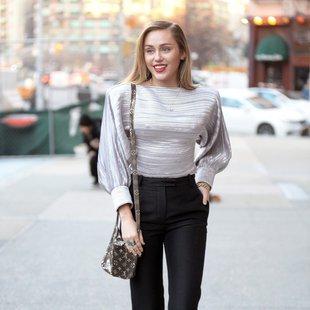 Miley Cyrus je navdih za modno kombiniranje tokrat našla pri Kate Middleton
