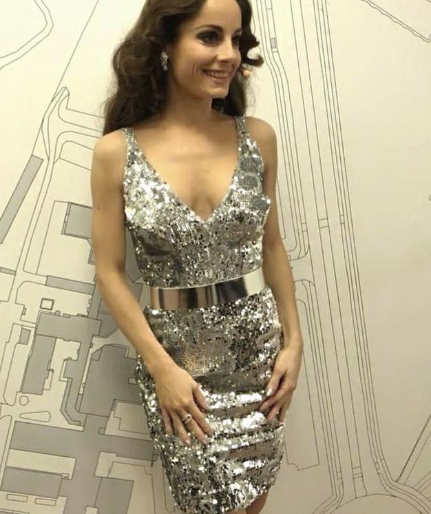 Ana Klašnja nam je ponudila modni navdih za večerni stajling - Foto: Instagram/ @anaklasnja