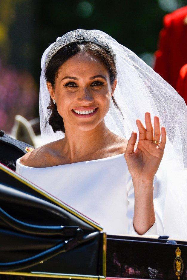 Pozabite na Meghan Markle, to so najlepše zvezdniške poročne obleke leta 2018! - Foto: Profmedia