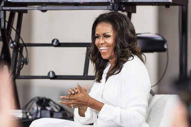 Uouuu! Michelle Obama je obula te škornje in internet je ponorel - Foto: Profimedia