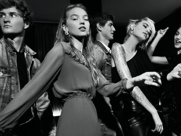 Ta modna kampanja nas je navdihnila z idejami za novoletni stajling - Foto: Pepe Jeans