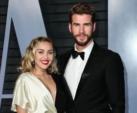 Tukaj so prve fotografije s poroke Miley Cyrus in Liama Hemswortha