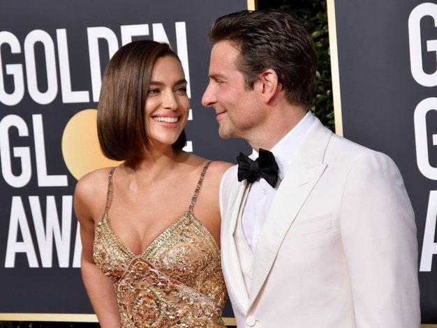 Pozabite na druge, Bradley Cooper in Irina Shayk sta naš najljubši parček - Foto: Profimedia