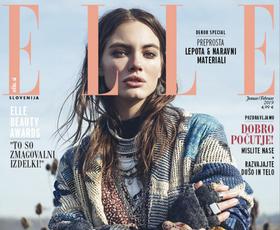 Izšla je nova Elle! Poglejte, kaj vam sporoča modna urednica