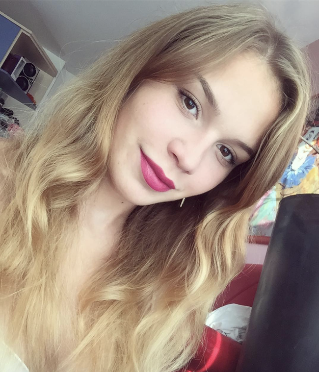 Anamarija Goltes je napovedala top lepotni trend za 2019! - Foto: Instagram/ @anamariagoltes