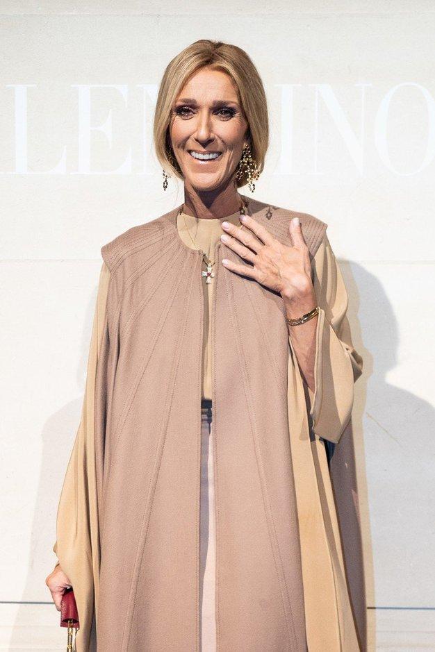 Poglejte kreacije, ki so ganile Celine Dion ...