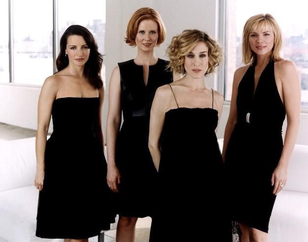 7 najboljših serij, v katerih boste našli navdih za modno kombiniranje - Foto: Profimedia