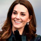 Ste videli plašč iz leta 2012, ki ga je včeraj oblekla Kate Middleton?