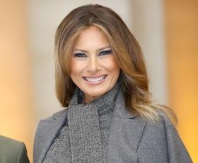 Uganete, na koga nas spominja plašč Melanie Trump?