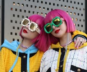 Modni teden v Milanu: Oglejte si novo kolekcijo Gucci