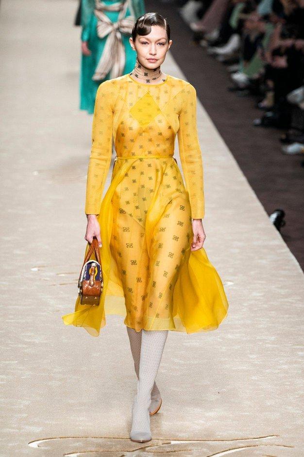 10 najbolj odmevnih modnih revij z milanskega tedna mode - Foto: Profimedia