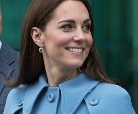 Je to najlepši plašč, kar jih je do sedaj oblekla Kate Middleton?