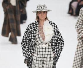 Oglejte si poslednjo kolekcijo Karla Lagerfelda za Chanel