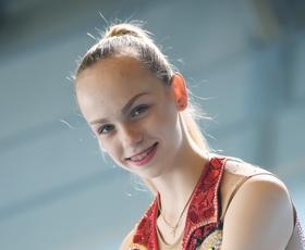 Mladi upi 2018: Spoznajte ritmično gimnastičarko Aleksandro Podgoršek