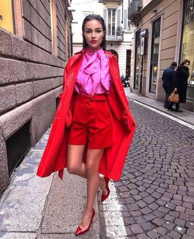To je modni dodatek, ki je obnorel Instagram! (+ kupite ga za manj kot evro) - Foto: Profimedia