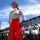 Victoria Beckham neprepoznavna v stajlingu, ki ga na njej nikoli ne bi pričakovali
