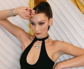 Osupnili boste, ko boste videli, kako kratek top je nosila Bella Hadid