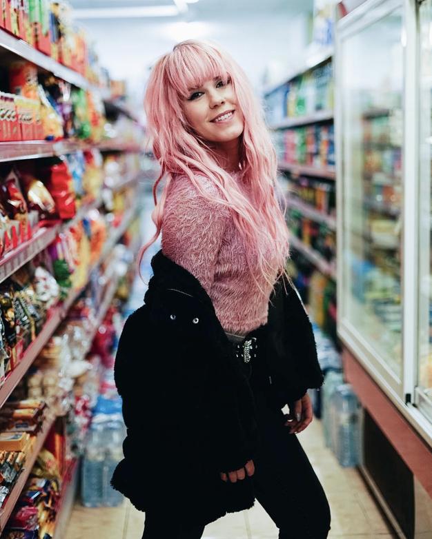 Nika Zorjan je nosila top jakno te pomladi! (+ kje jo kupite) - Foto: Instagram, Asos, Pull&Bear
