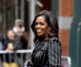 Je to najlepši outfit Michelle Obama do sedaj?