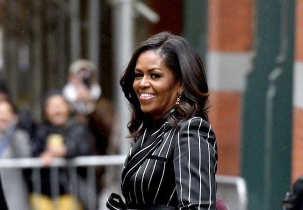 Je to najlepši outfit Michelle Obama do sedaj? - Foto: Profimedia