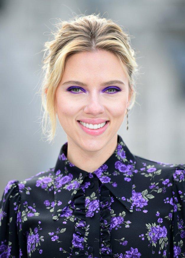 Scarlett Johansson je napovedala, kako se bomo ličili to pomlad - Foto: Profimedia