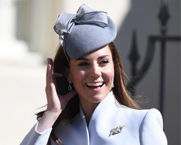 Uaaau! Ta stajling Kate Middleton si morate ogledati! - Foto: Profimedia