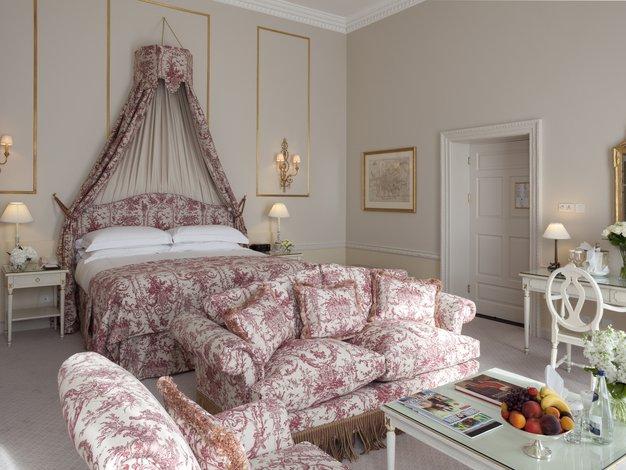 Obiskali smo najlepše hotele na Irskem, v katerih morate prespati vsaj eno noč - Foto: The Merrion, The Kingsley, Fota Island Resort, Ballynahinch Castle