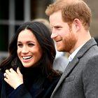 Meghan Markle je rodila fantka! Poglejte, kako prisrčno je rojstvo komentiral princ Harry