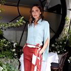Victoria Beckham nas je popolnoma očarala v teh hlačah